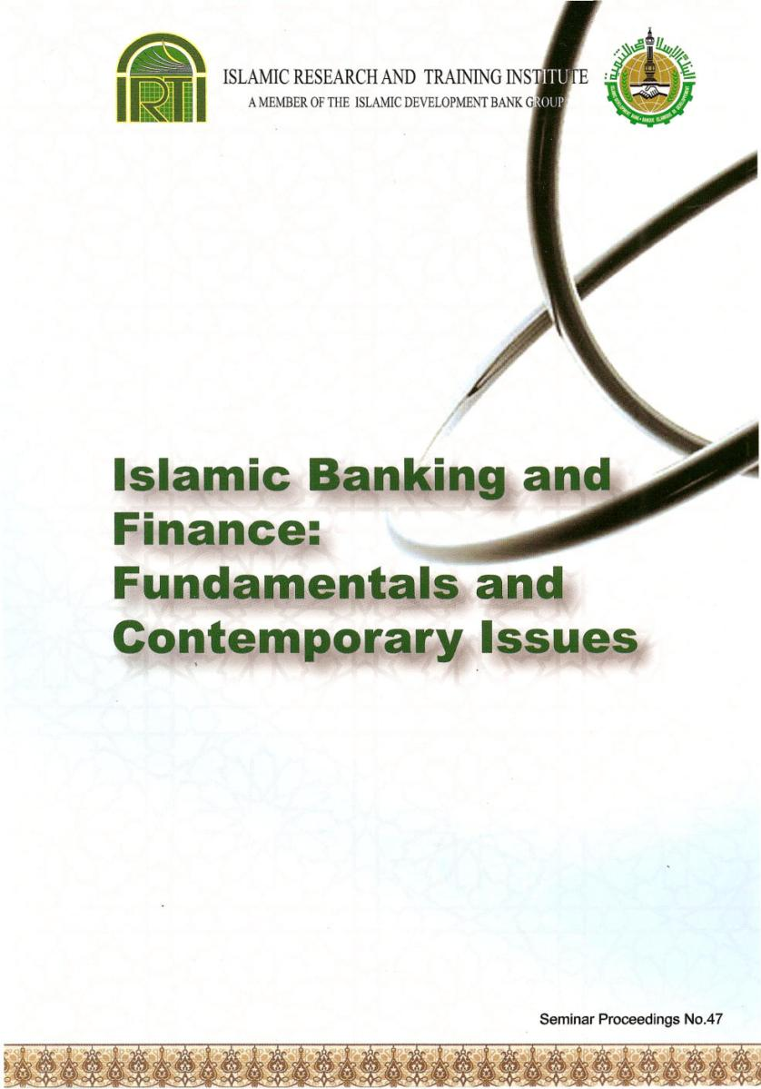 research on islamic banking